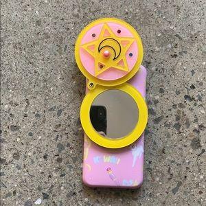Accessories - 🌙Sailor moon magic compact mirror cute phone case